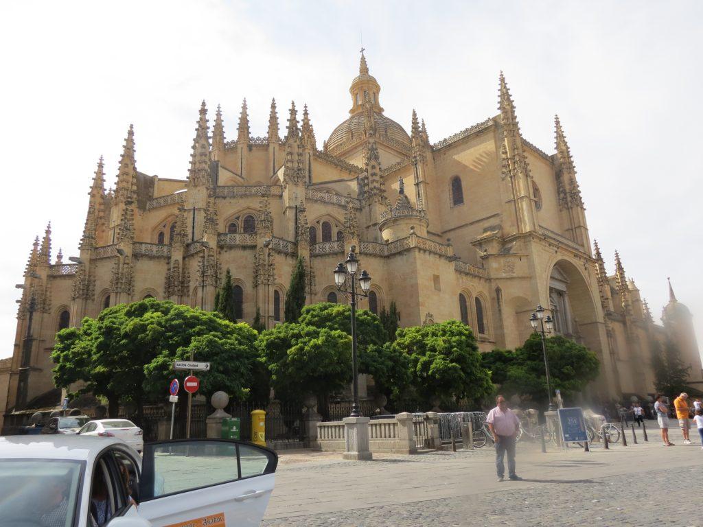 Segovia Cathedral (16th century)