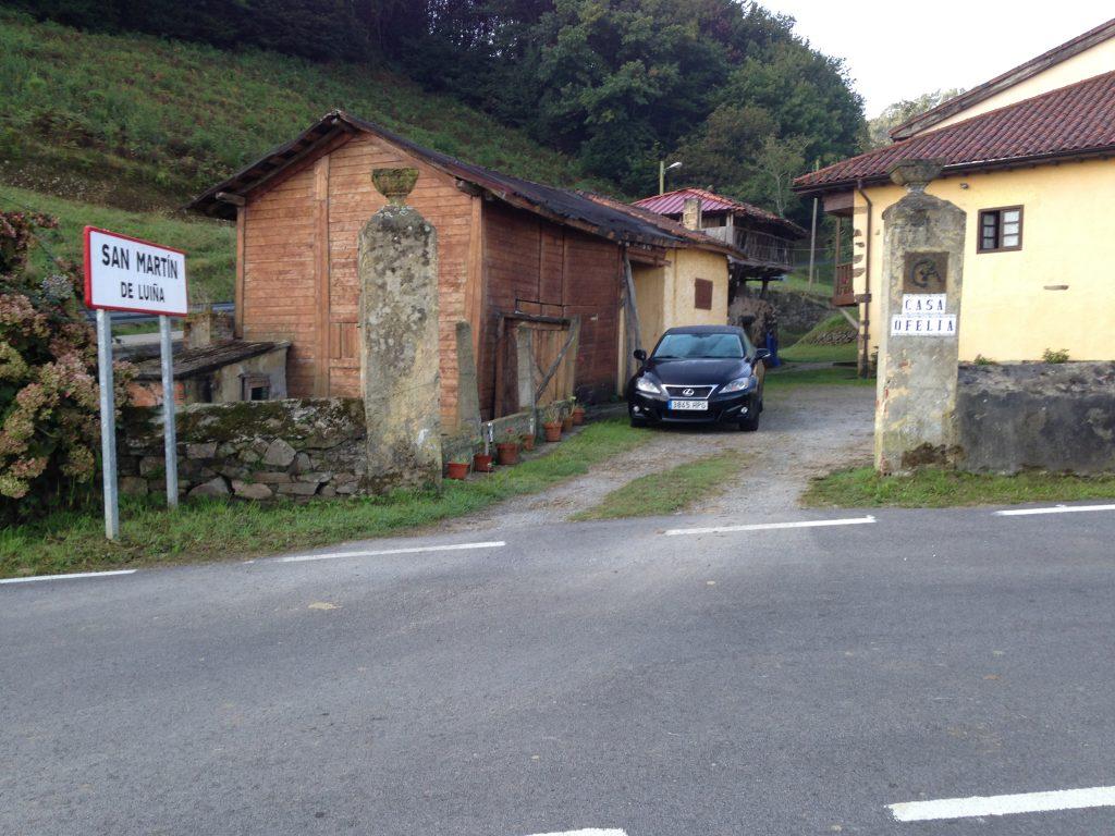Casa Ofelia B&B near Cabo Vidio
