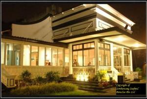 Beaulieu House Restaurant in Sembawang Park