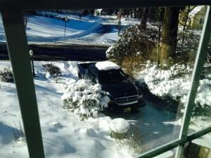 Snowstorm Jan 3rd, 2014
