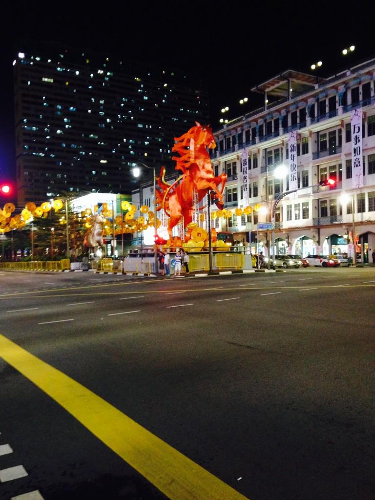 Bridge Street, Chinatown
