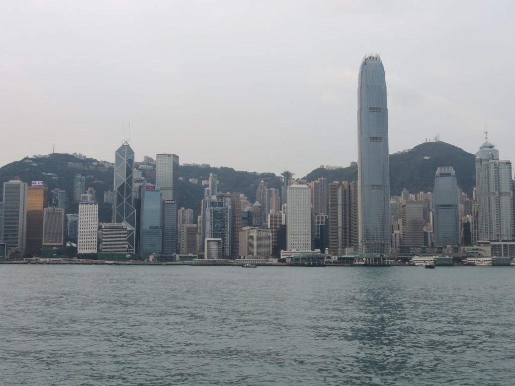 Hong Kong Island, 2014