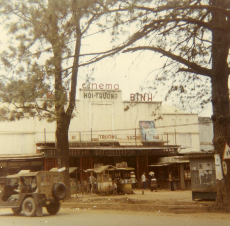 Pleiku did have its own Cinema