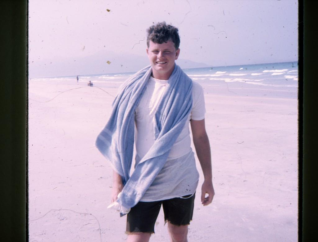 Enjoying the South China Sea, QhiNhon, 1969